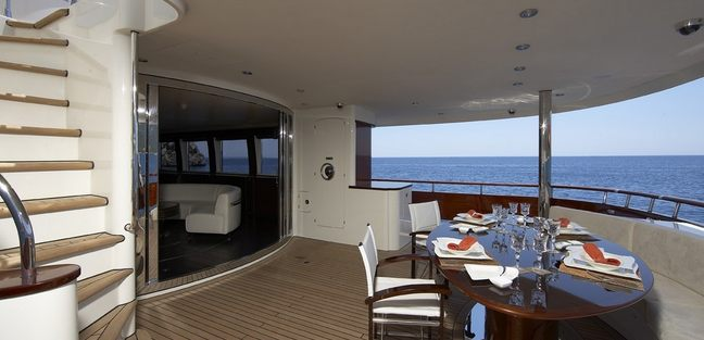 Cyrus One Charter Yacht - 6