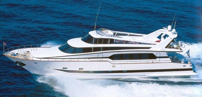 Sea U Charter Yacht