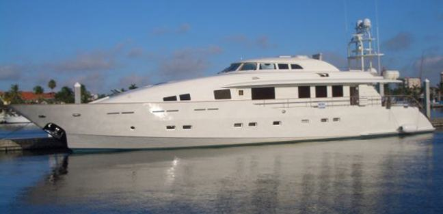 Angele Charter Yacht