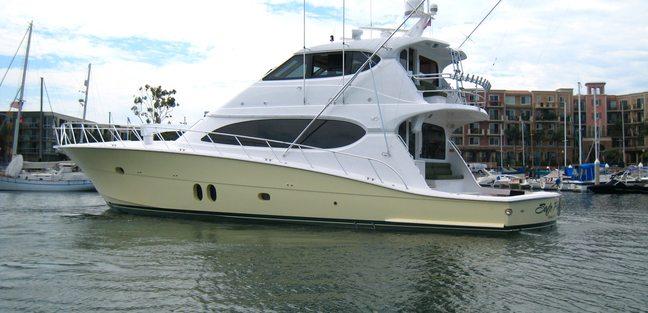 Ace of Diamonds Charter Yacht