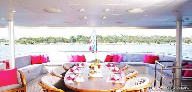 Annamia Charter Yacht - 4