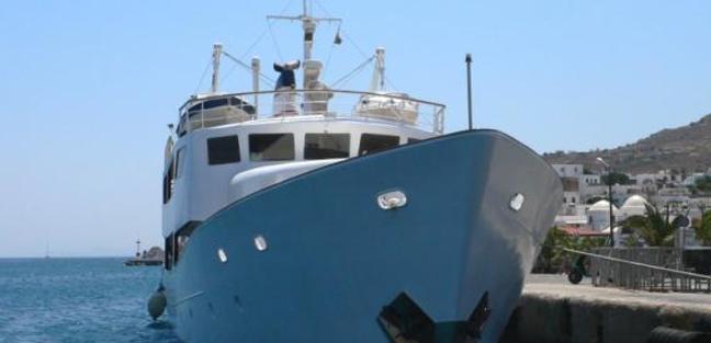 Eliki Charter Yacht - 3