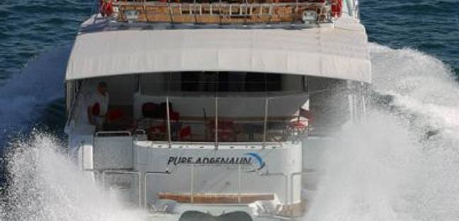 Pure Adrenalin Charter Yacht - 5