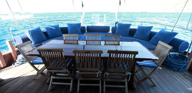 Seher 1 Charter Yacht - 3