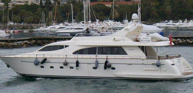 Falcon 86 Charter Yacht - 2