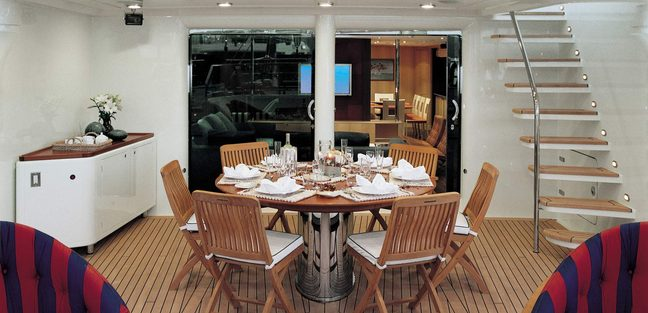 Victoria A Charter Yacht - 4