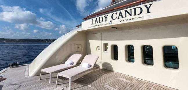 Lady Candy Charter Yacht - 5