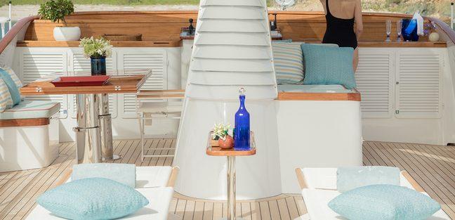 Vespucci Charter Yacht - 7