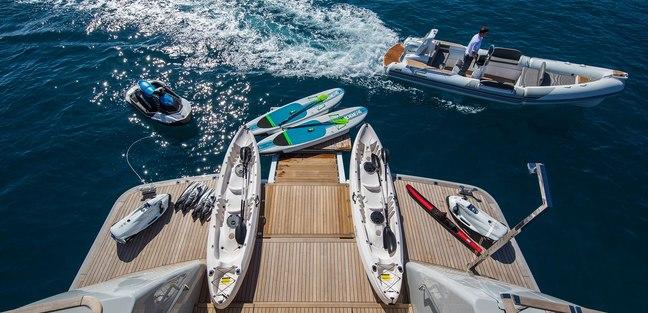 Mimi la Sardine Charter Yacht - 4