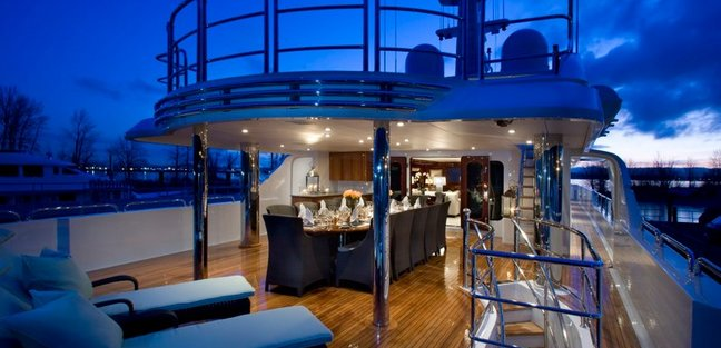 Carte Blanche Charter Yacht - 2