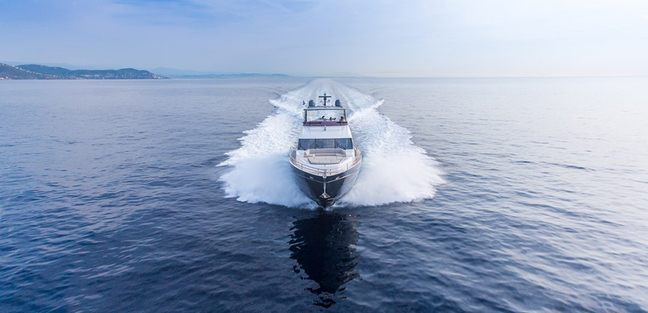 Shades of Grey Charter Yacht - 6