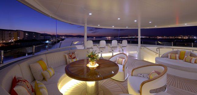 Amaryllis Charter Yacht - 3