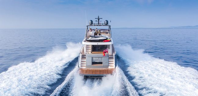 Shades of Grey Charter Yacht - 7