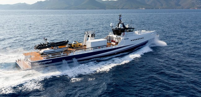 Axis Charter Yacht - 5