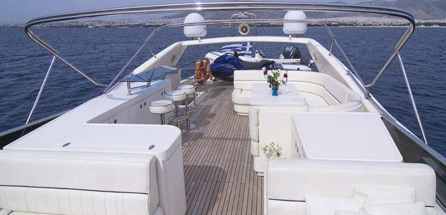 Santa Elena Charter Yacht - 3