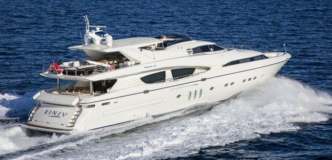 Rini V Charter Yacht - 4