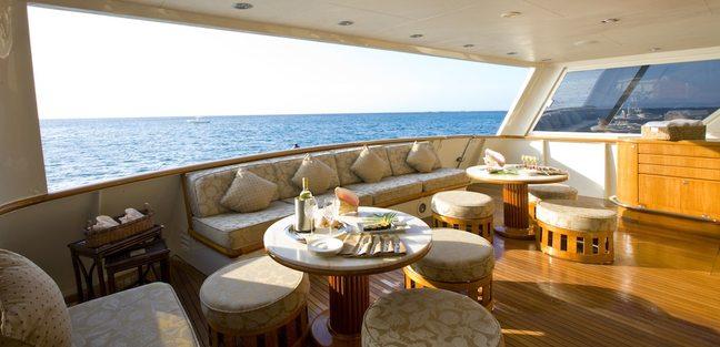 Miss Iloilo Charter Yacht - 4