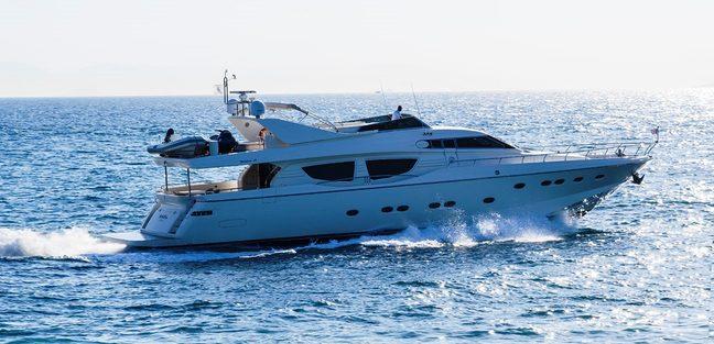 Santa Elena Charter Yacht