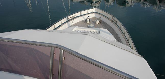 Bristol II Charter Yacht - 2