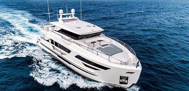 Horizon FD87/03 Charter Yacht - 2