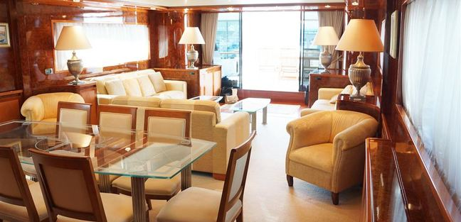 Param Jamuna III Charter Yacht - 7