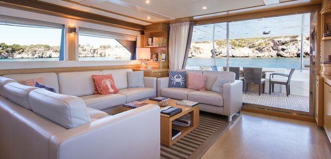 Malvasia II Charter Yacht - 7