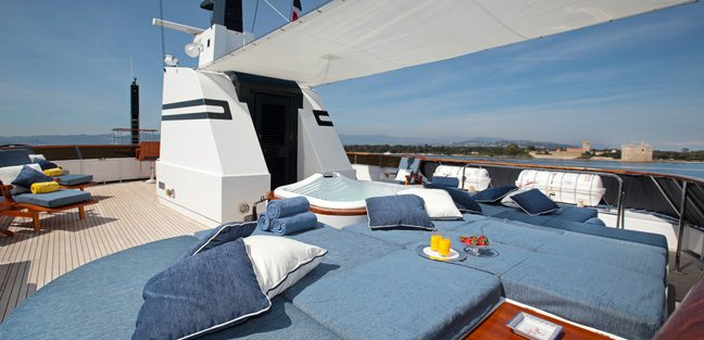 Scout II Charter Yacht - 2