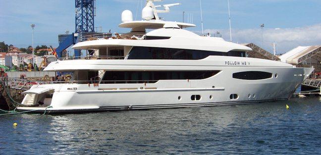 Follow Me V Charter Yacht - 3