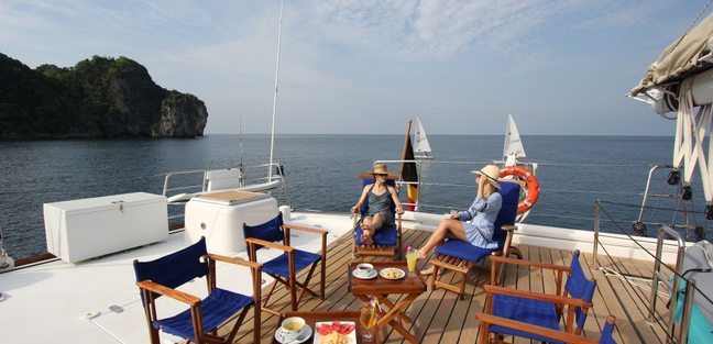 Douce France Charter Yacht - 3