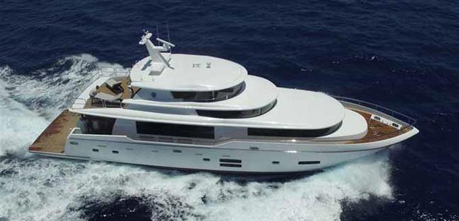 Johnson 93 Charter Yacht - 2