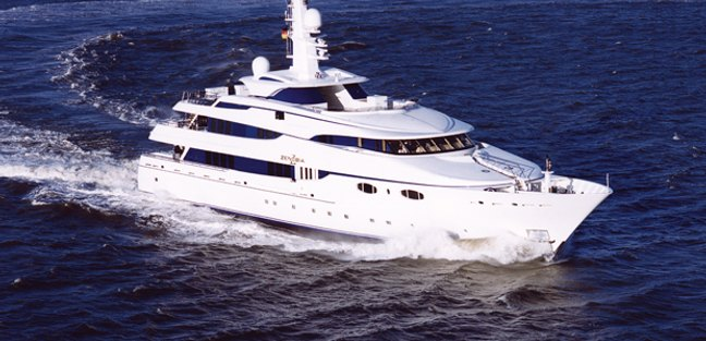 Zenobia Charter Yacht - 2