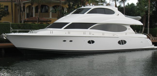 Double Trouble Charter Yacht