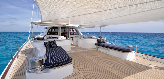 Hyperion Charter Yacht - 4