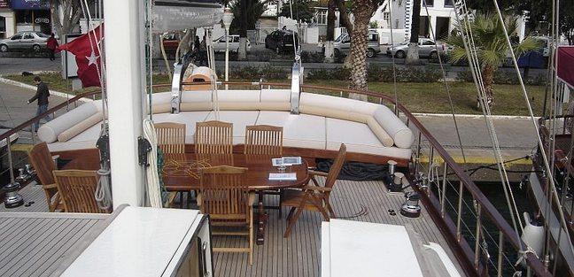 Blue Heaven Charter Yacht - 2