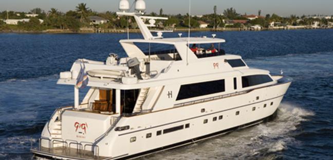 Next Chapter Charter Yacht - 2