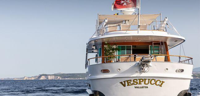Vespucci Charter Yacht - 2