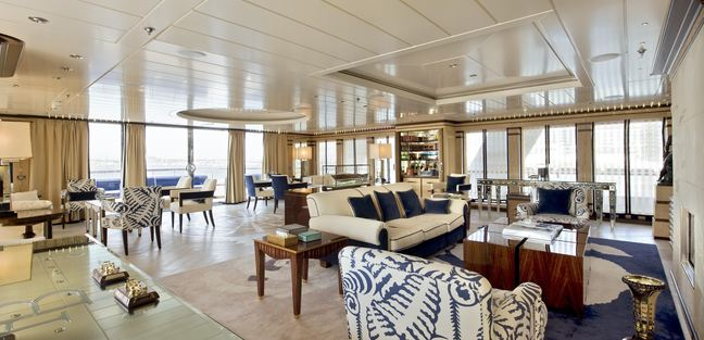 Force Blue Charter Yacht - 8