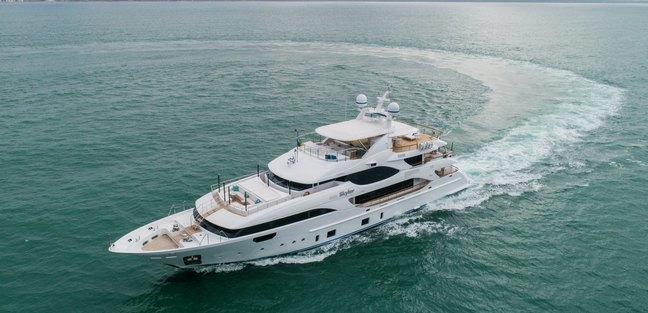Skyler Charter Yacht
