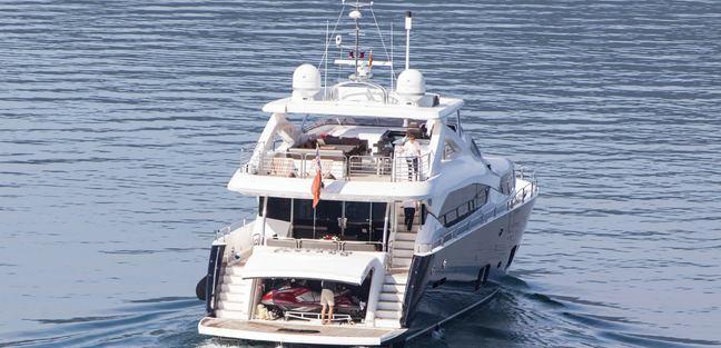 Aleksandria England Charter Yacht - 2