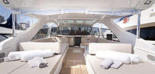 Peleu K Charter Yacht - 3