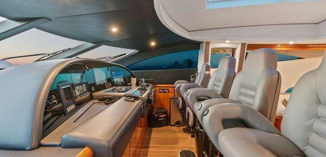 Privee Charter Yacht - 6