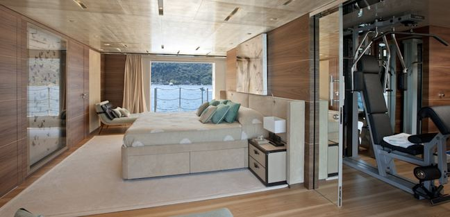 Tesoro Charter Yacht - 8