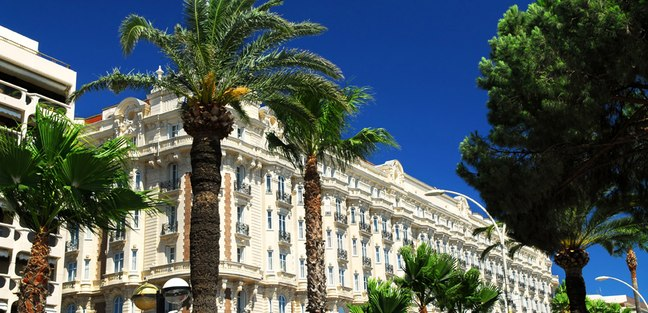 Enjoy the Luxury of La Croisette in Cannes