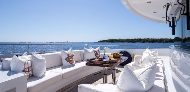 Clicia Charter Yacht - 3