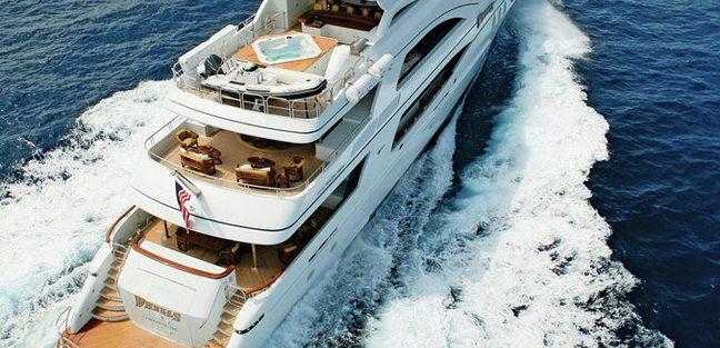 Wheels Charter Yacht - 3