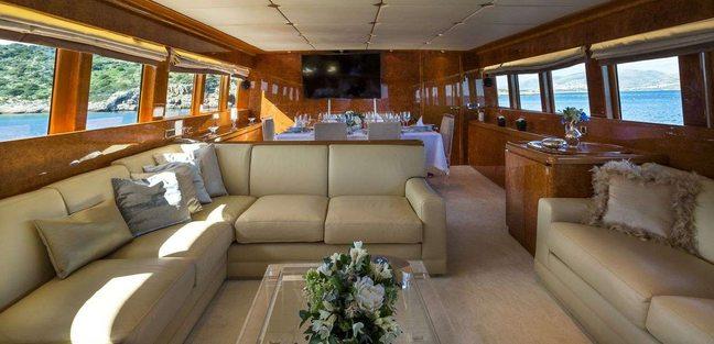 Panama Blue Charter Yacht - 6