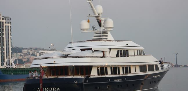Aurora B Charter Yacht - 5