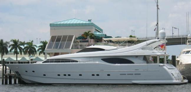 Lady Breanna Charter Yacht