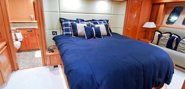 Carnivore Charter Yacht - 8
