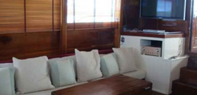 Classic Ketch Charter Yacht - 3